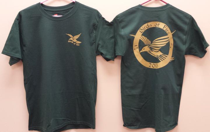 Custom T-Shirt Printing -
